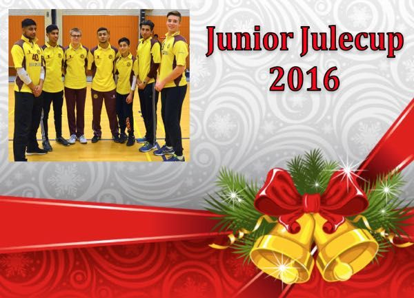 Junior julecup d. 18. december